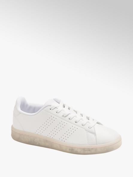 adidas białe sneakersy damskie adidas ADVANTAGE Eco