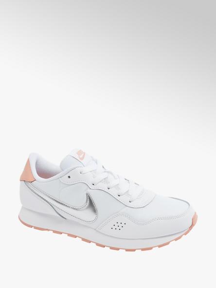NIKE białe sneakersy młodzieżowe NIKE MD VALIANT