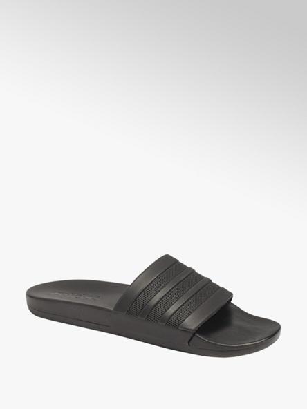 adidas czarne klapki męskie adidas ADILETTE COMFORT