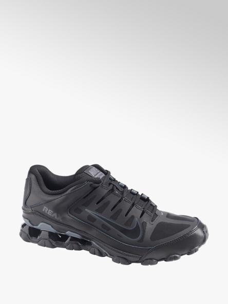 NIKE czarne sneakersy damskie Nike REAX 8 TR MESH