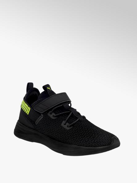 Puma czarne sneakersy dziecięce Puma Throttle V