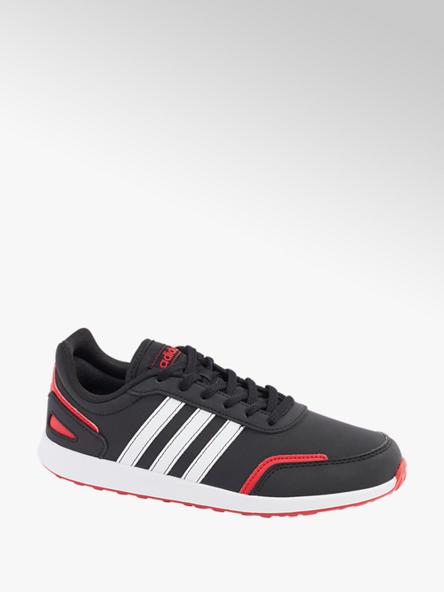 adidas czarne sneakersy młodzieżowe adidas Vs Switch 3