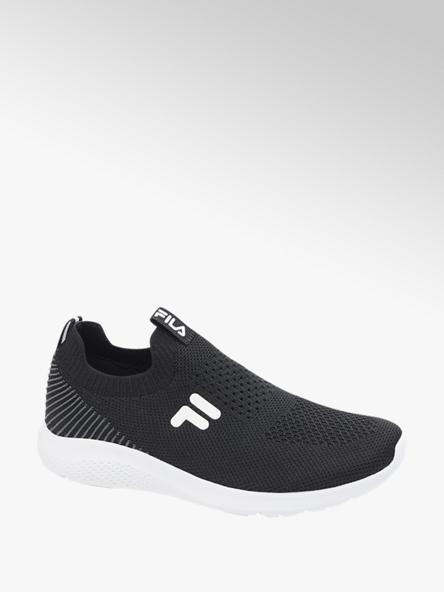 Fila czarne wsuwane sneakersy męskie Fila