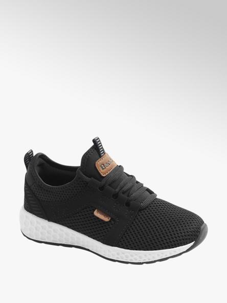Bench czarno-białe sneakersy dziecięce Bench