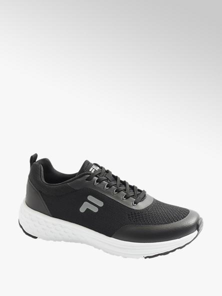 Fila czarno-białe sneakersy męskie Fila