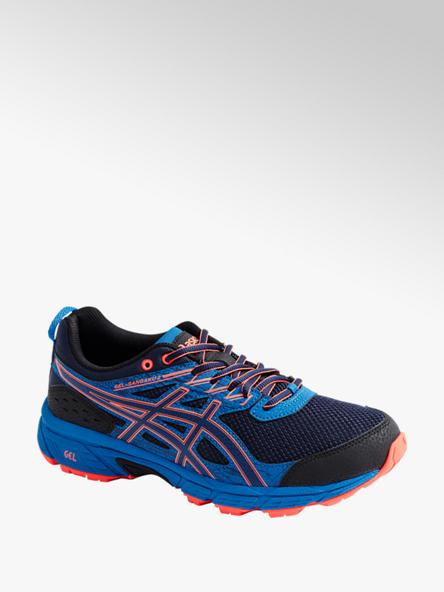Asics czarno-niebieskie buty męskie do biegania Asics GEL-SANGAKU 2