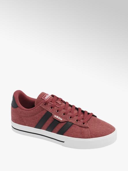adidas czerwone sneakersy męskie adidas Daily 3.0