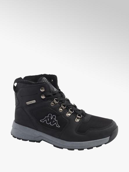 Kappa Černá kotníková obuv Kappa Cook Tex