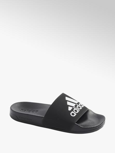 adidas Černé pantofle adidas