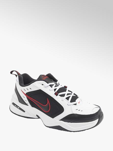 NIKE Černo-bílé tenisky Nike Air Monarch
