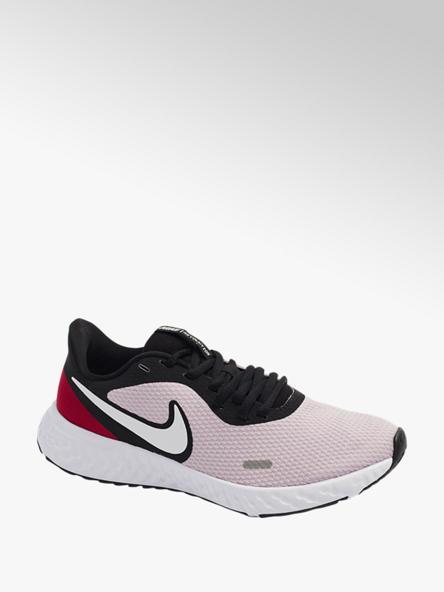 NIKE Černo-bílé tenisky Nike Revolution