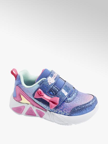 Skechers fioletowo-różowe buciki dziewczęce Skechers