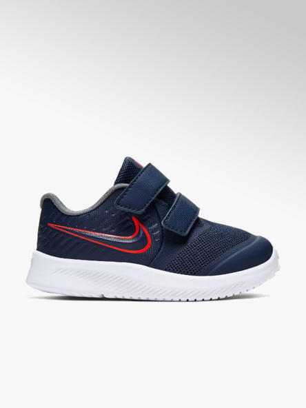 NIKE granatowe buciki dziecięce Nike Star Runner 2