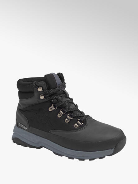 Kappa Čierna členková obuv s TEX membránou Kappa Clerke