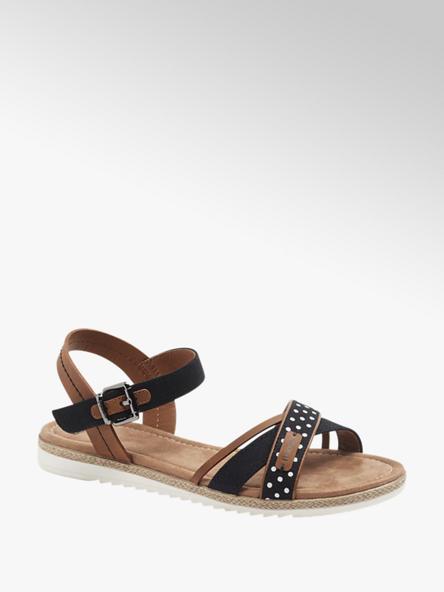 Bench Čierne sandále Bench