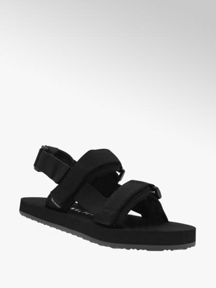 Vero Moda Čierne sandále Vero Moda