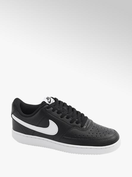 NIKE Čierne tenisky Nike Court Vision Low