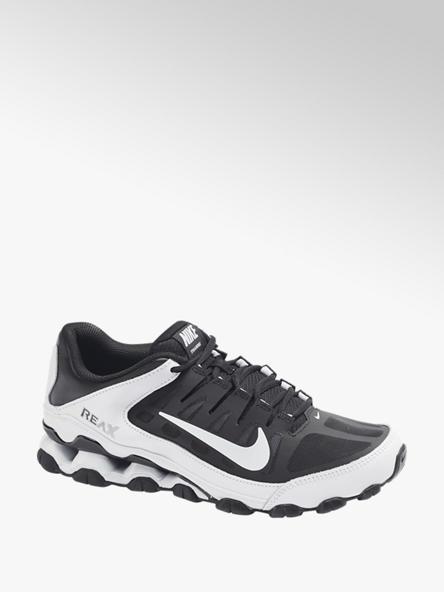 NIKE Čierno-biele tenisky Nike Reax Tr 8