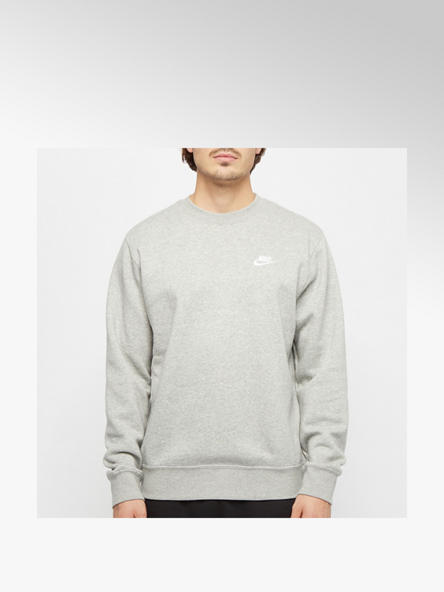 NIKE szara bluza męska Nike Club