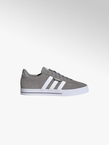 adidas szare sneakersy męskie adidas DAILY 3.0