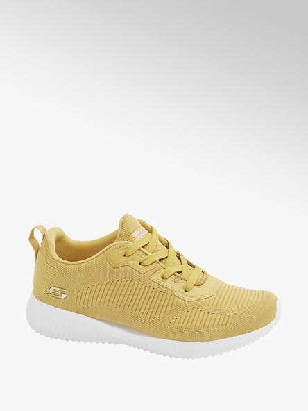 Skechers żółte sneakersy damskie Skechers