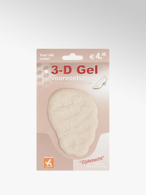 3D Gel - voorvoetsteun