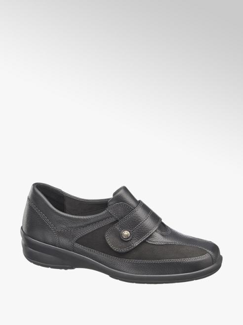 Medicus Bağcıksız Deri Ayakkabı
