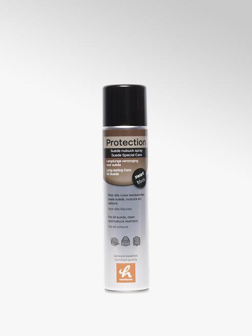 Suède nubuck spray zwart