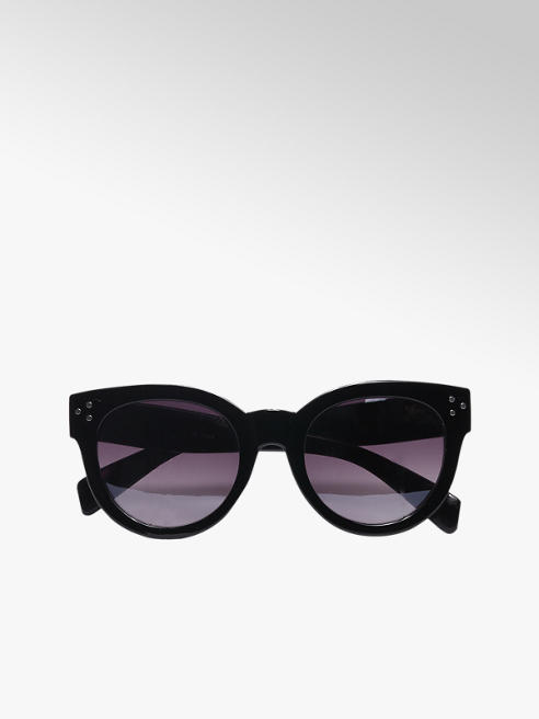Vintage look zonnebril