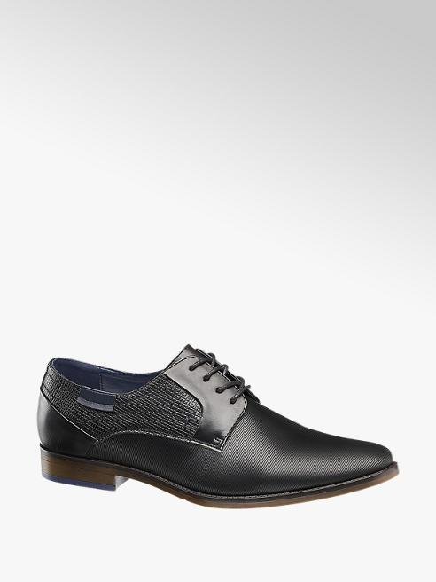 Bottesini Černá společenská obuv Bottesini