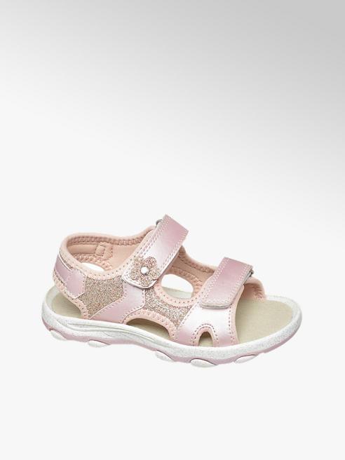 Cupcake Couture Sandaletto con glitter