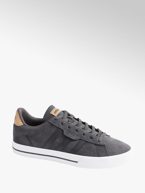 adidas Mens Adidas Daily 3.0 Black Lace-up Trainers