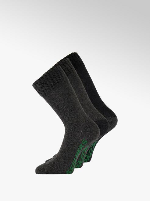 Skechers calzini uomo 3 pack