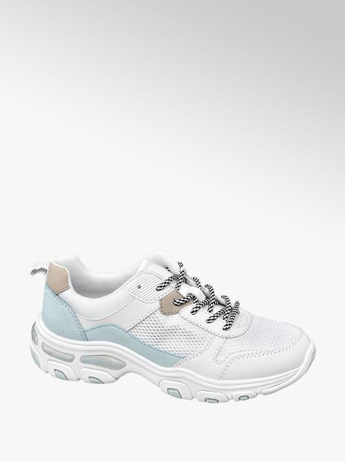 Graceland Witte chunky sneaker