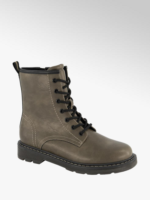 Graceland Taupe veterboot