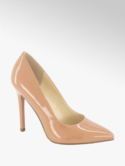 Graceland Roze pump