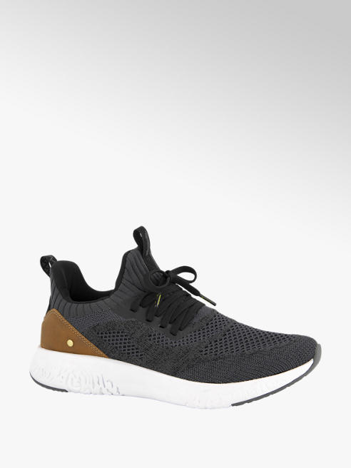 Bench Grijze lightweight sneaker