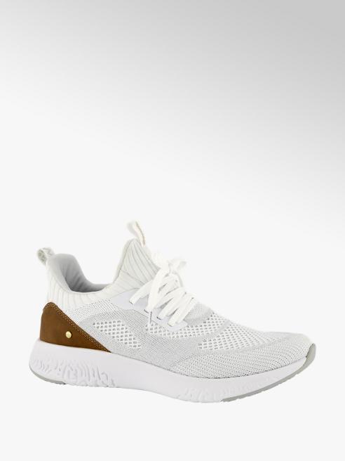Bench Lichtgrijze lightweight sneaker