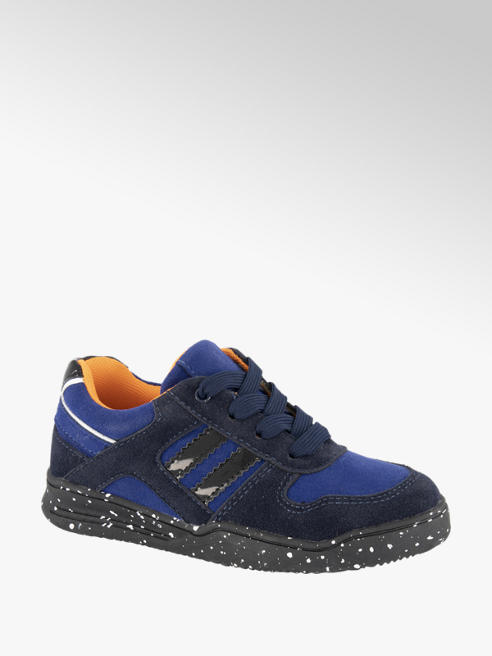 Bobbi-Shoes Blauwe sneaker