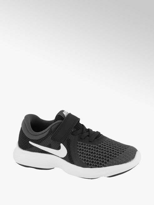 Nike Zwarte Revolution 4