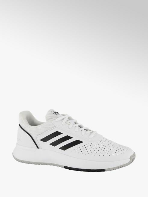 adidas Witte Court Smash