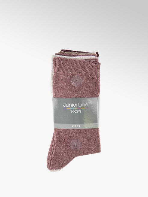 Multicolor kinder sokken