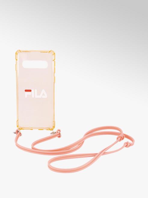 Fila Roze telefooncase Samsung S10