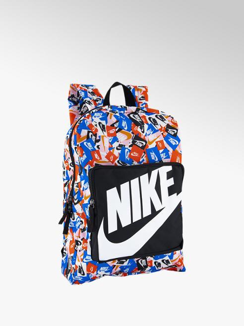 Nike Blauwe Classic Printed Backpack