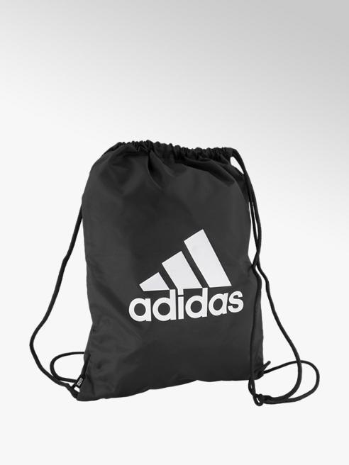 adidas Zwarte gymtas rijgsluiting