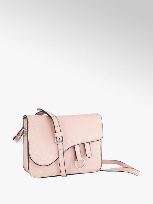 Graceland Дамска розова чанта Graceland