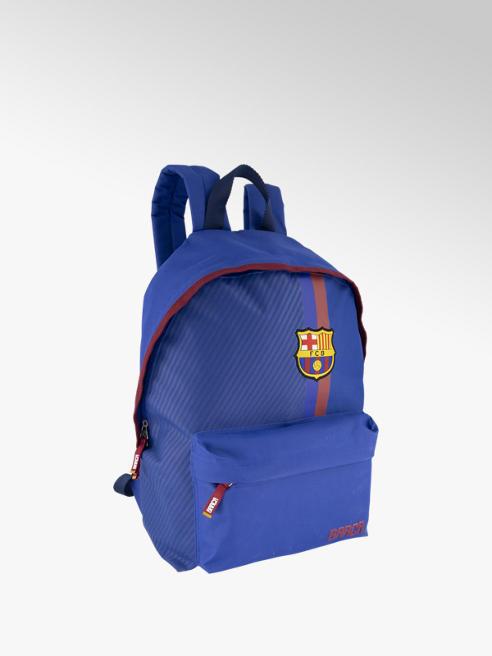 Blauwe rugtas Barcelona