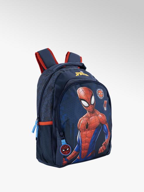 Spiderman Blauwe rugzak
