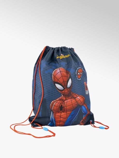 Spiderman Blauwe gymtas Spiderman