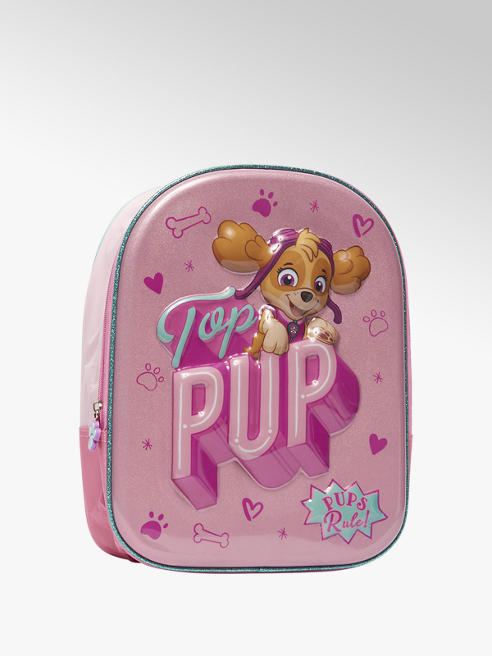 Paw Patrol Roze rugtas pup